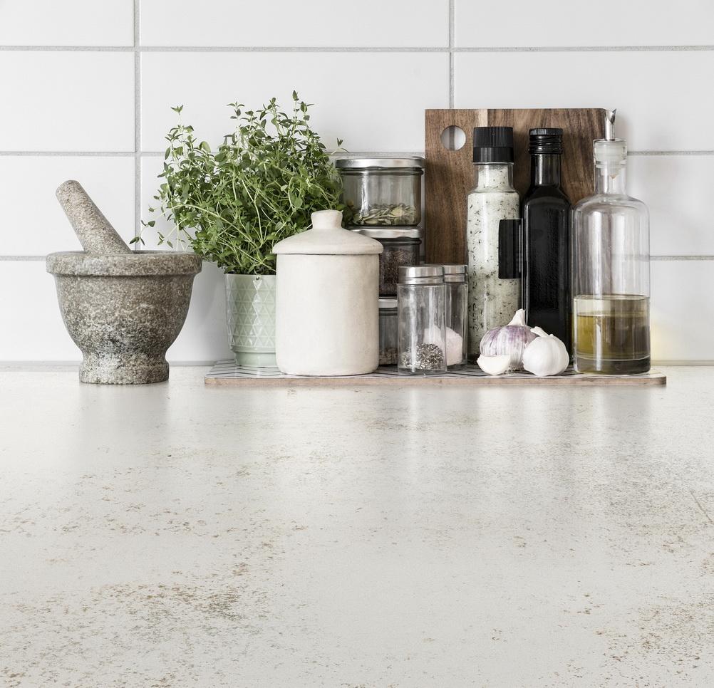 עיצוב אקססוריז במטבח- דקטון לבן